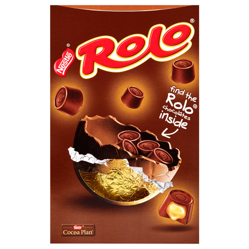 Nestle Rolo Egg