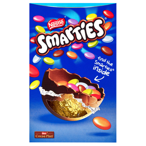 Nestle Smarties Egg