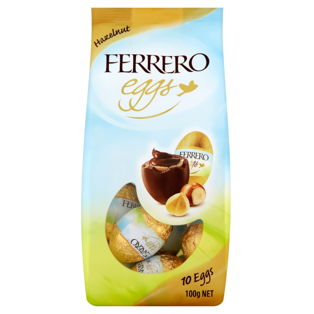 Ferrero Hazelnut Eggs