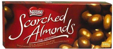 Scorched Almonds Box