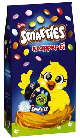 bag of small smarties eggs